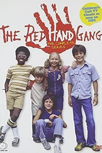 Caratula, cartel, poster o portada de The Red Hand Gang
