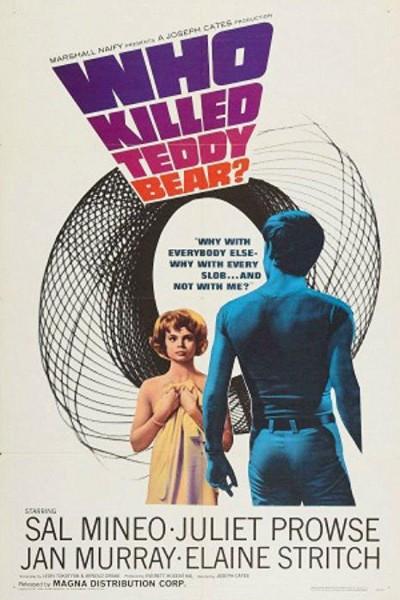 Caratula, cartel, poster o portada de Who Killed Teddy Bear