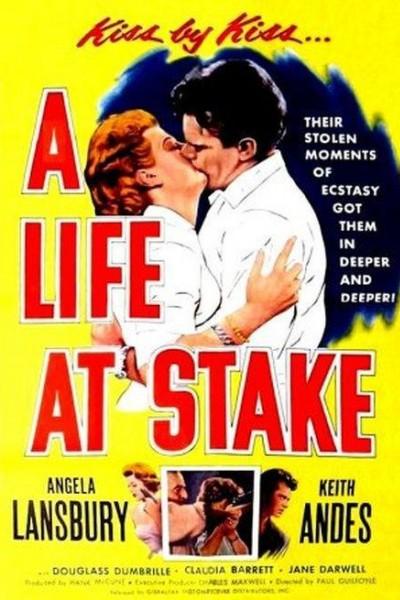 Caratula, cartel, poster o portada de A Life at Stake