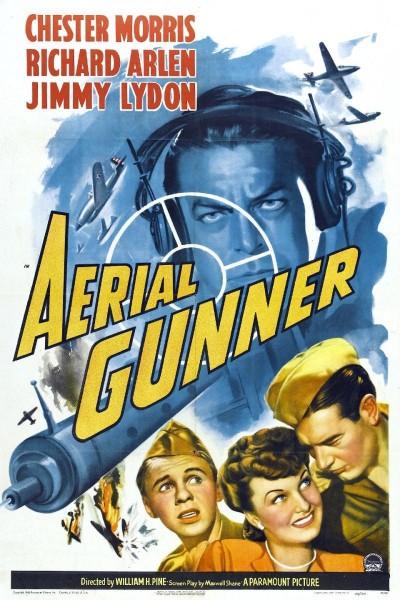 Caratula, cartel, poster o portada de Aerial Gunner