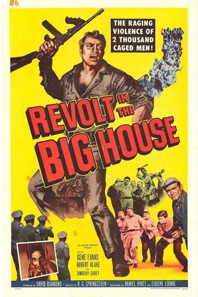 Caratula, cartel, poster o portada de Revolt in the Big House