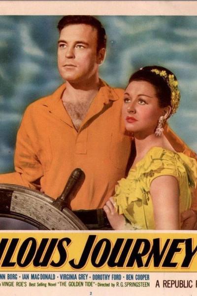 Caratula, cartel, poster o portada de A Perilous Journey