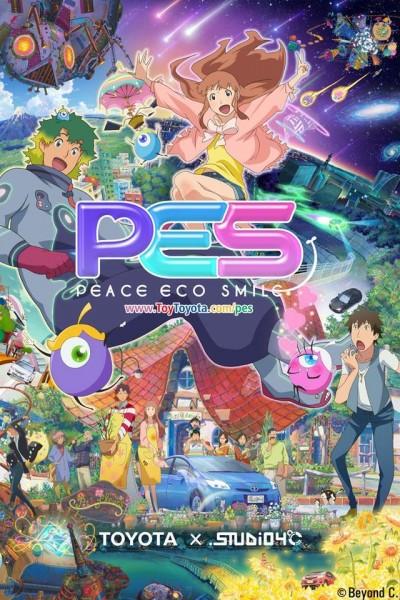Caratula, cartel, poster o portada de PES: Peace Eco Smile