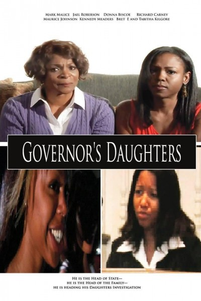 Caratula, cartel, poster o portada de The Governor\'s Daughters