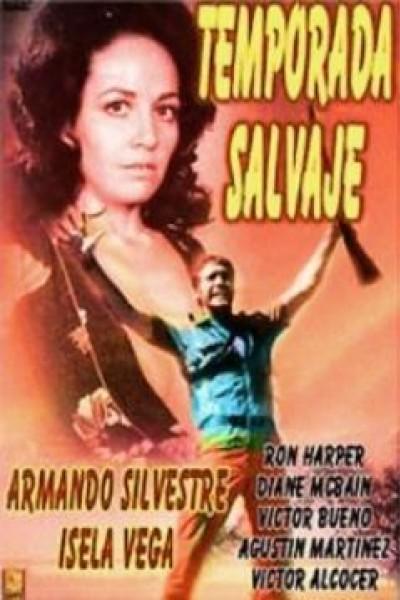 Caratula, cartel, poster o portada de Temporada salvaje