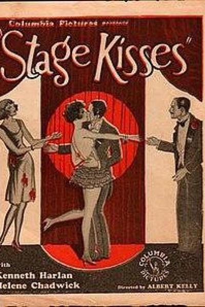 Caratula, cartel, poster o portada de Stage Kisses