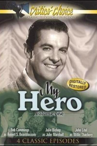 Caratula, cartel, poster o portada de My Hero
