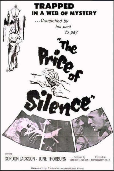 Caratula, cartel, poster o portada de The Price of Silence