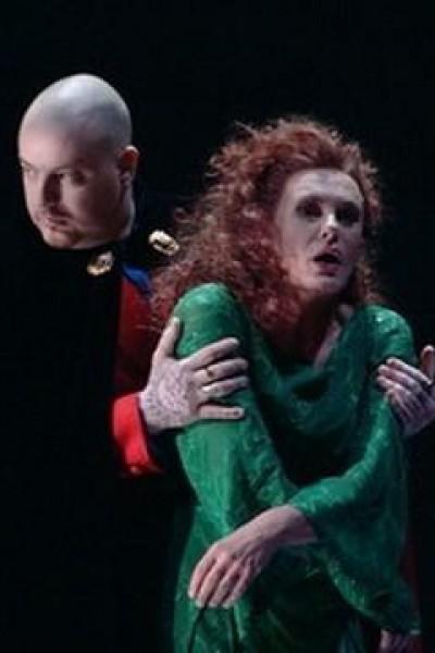 Caratula, cartel, poster o portada de Una temporada de ópera