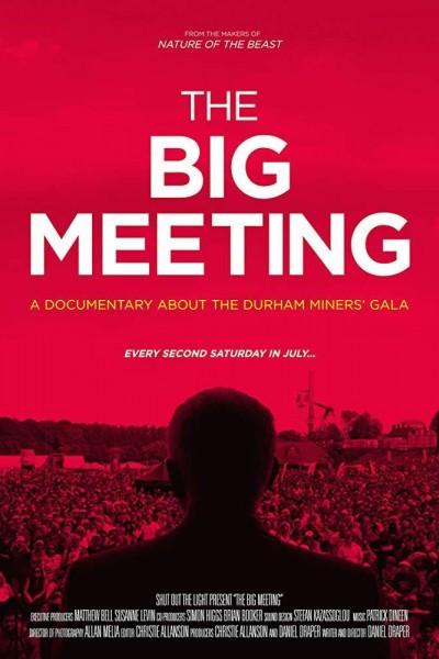 Caratula, cartel, poster o portada de The Big Meeting