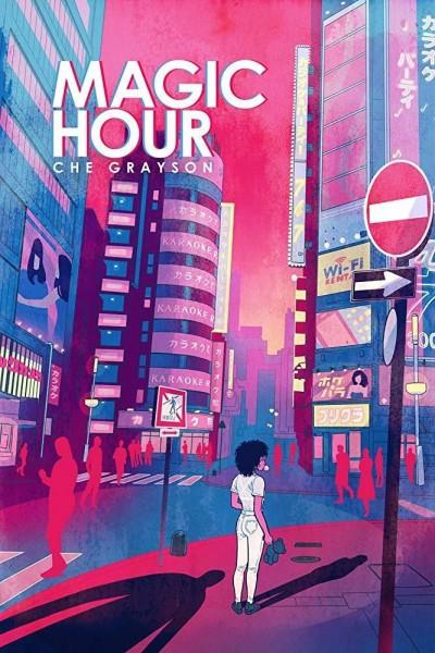 Caratula, cartel, poster o portada de Magic Hour