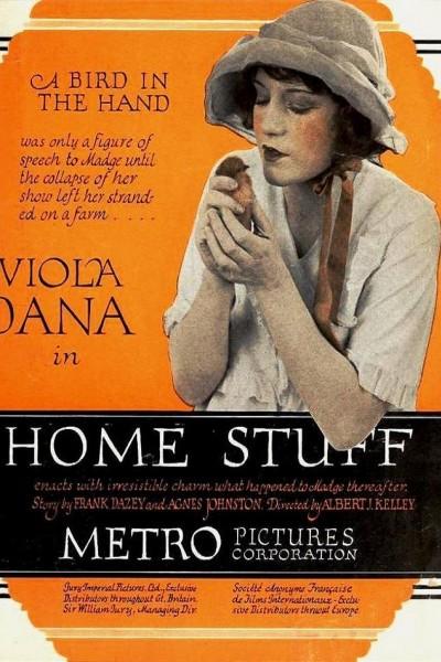 Caratula, cartel, poster o portada de Home Stuff
