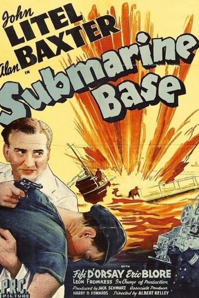 Caratula, cartel, poster o portada de Submarine Base