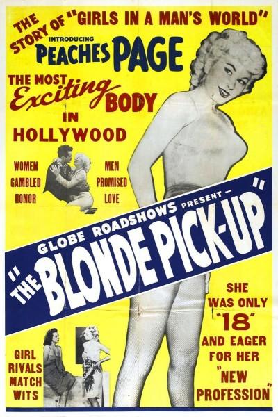 Caratula, cartel, poster o portada de Racket Girls (The Blonde Pickup)
