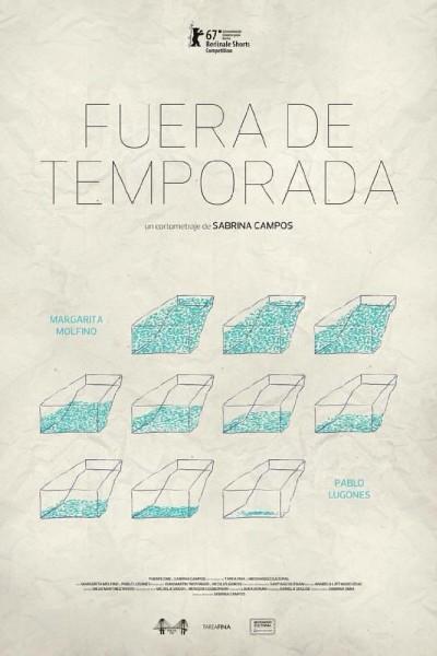 Caratula, cartel, poster o portada de Fuera de temporada