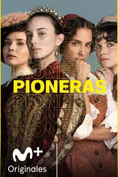 Caratula, cartel, poster o portada de Pioneras