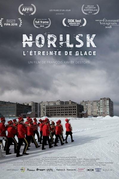 Caratula, cartel, poster o portada de Norilsk, L\'étreinte de glace
