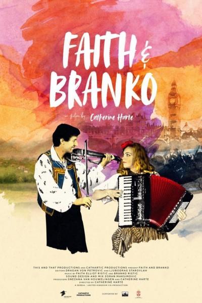 Caratula, cartel, poster o portada de Faith & Branko
