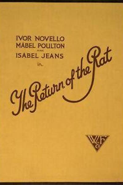 Caratula, cartel, poster o portada de The Return of the Rat