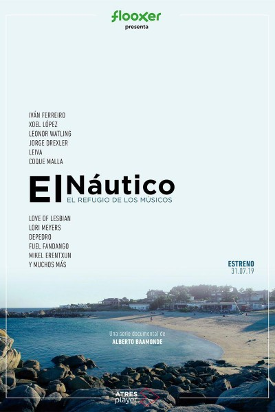 Caratula, cartel, poster o portada de El Náutico, el refugio de los músicos