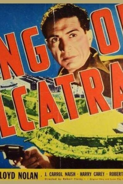 Caratula, cartel, poster o portada de King of Alcatraz