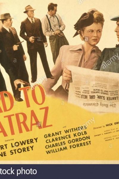 Caratula, cartel, poster o portada de Road to Alcatraz
