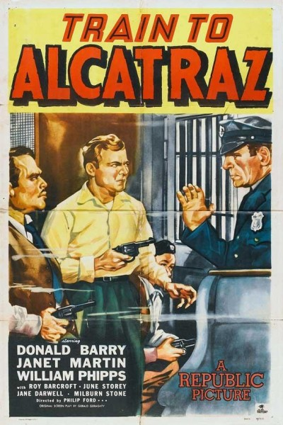 Caratula, cartel, poster o portada de Train to Alcatraz