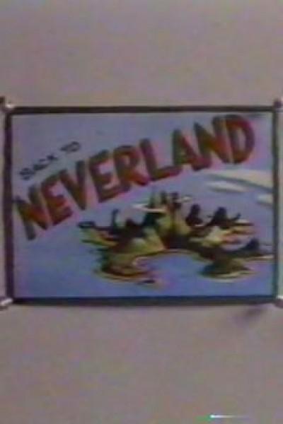 Caratula, cartel, poster o portada de Back to Neverland