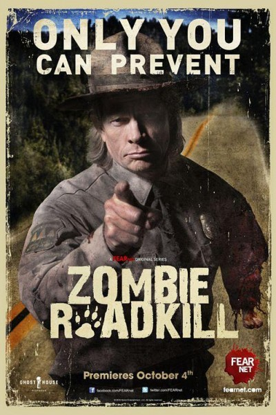 Caratula, cartel, poster o portada de Zombie Roadkill