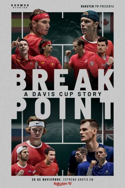 Caratula, cartel, poster o portada de Break Point: A Davis Cup Story