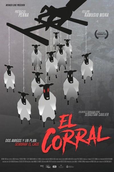 Caratula, cartel, poster o portada de El corral