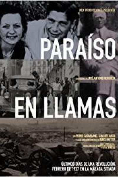 Caratula, cartel, poster o portada de Paraíso en llamas