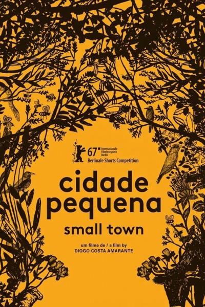 Caratula, cartel, poster o portada de Cidade pequena
