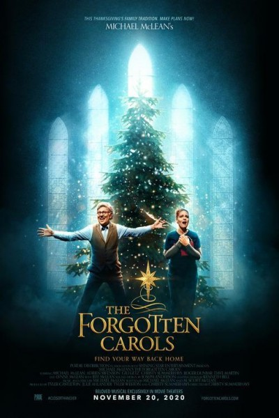Caratula, cartel, poster o portada de The Forgotten Carols