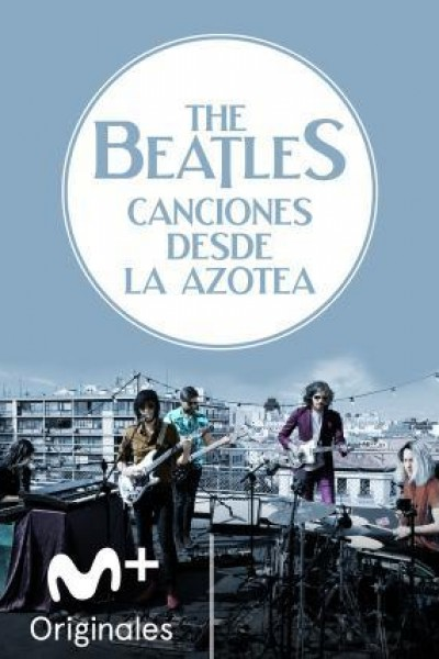 Caratula, cartel, poster o portada de Canciones desde la azotea: The Beatles