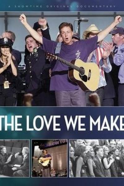 Caratula, cartel, poster o portada de The Love We Make