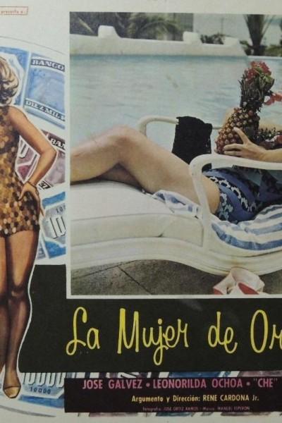 Caratula, cartel, poster o portada de La mujer de oro