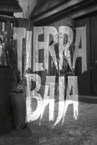 Caratula, cartel, poster o portada de Tierra Baja