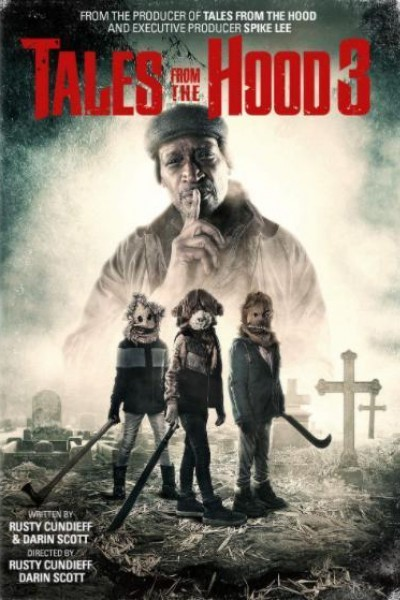 Caratula, cartel, poster o portada de Tales from the Hood 3
