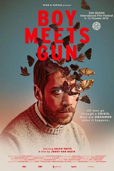 Caratula, cartel, poster o portada de Boy Meets Gun