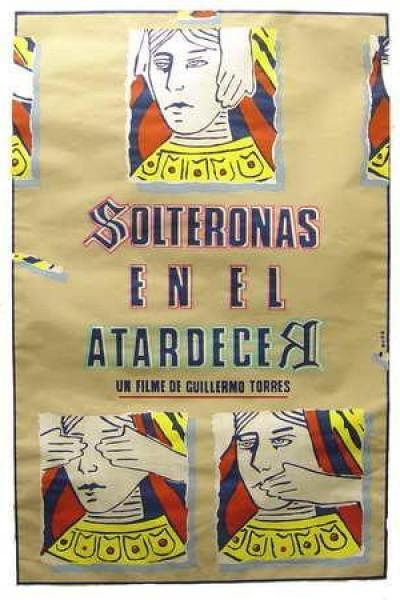 Caratula, cartel, poster o portada de Solteronas en el atardecer