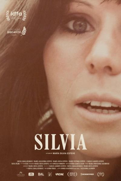 Caratula, cartel, poster o portada de Silvia