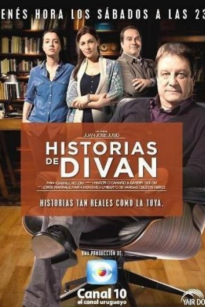 Caratula, cartel, poster o portada de Historias de diván
