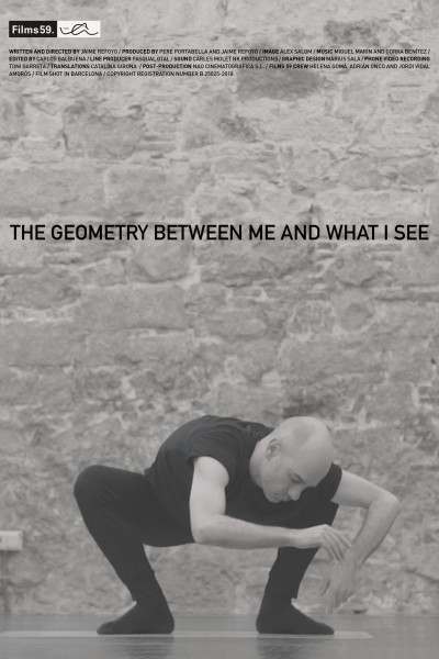 Caratula, cartel, poster o portada de The Geometry Between Me and What I See