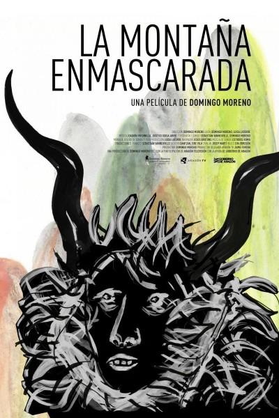 Caratula, cartel, poster o portada de La montaña enmascarada