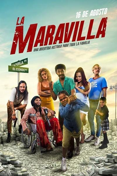 Caratula, cartel, poster o portada de La Maravilla