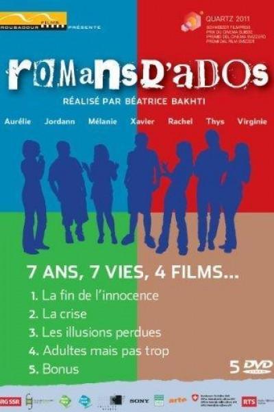 Caratula, cartel, poster o portada de Romans d\'ados: 2002-2008