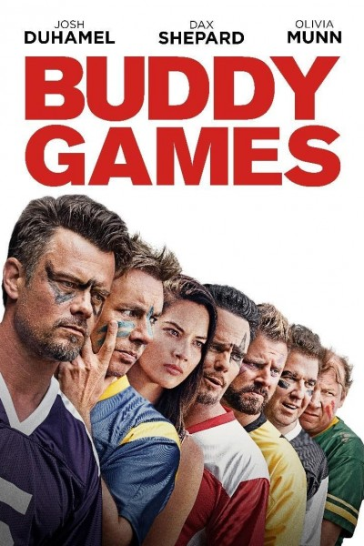 Caratula, cartel, poster o portada de Buddy Games