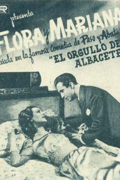 Caratula, cartel, poster o portada de Flora y Mariana