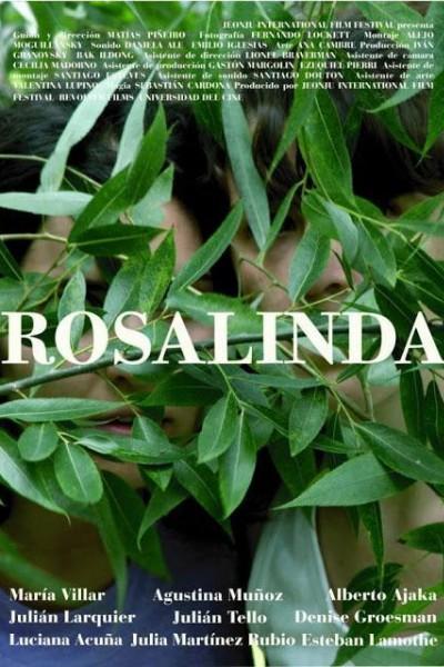 Caratula, cartel, poster o portada de Rosalinda